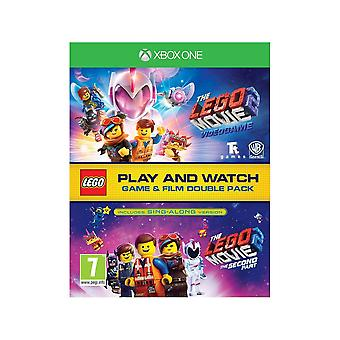 LEGO Games The LEGO Movie 2 Double Pack Xbox One