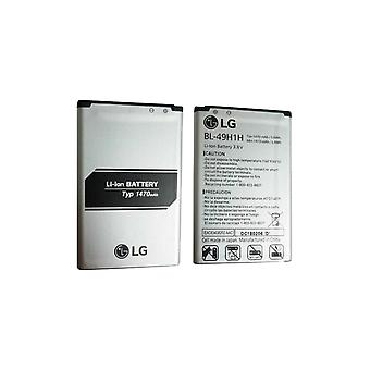 Pôvodná LG Exalt VN220 batérie 1470mAh BL-49H1H