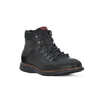 Fluchos fat negro shoes