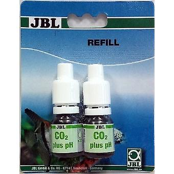JBL Test CO2-pH-Permanent (Fish , Maintenance , pH & Other Substance Test Strips)
