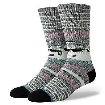Stance Foundation Mens Socks ~ Nambung black (size L)