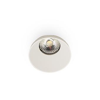 Faro 0 - LED Bianco Rotondo Downlight 3W 3000K IP65 - FARO2100401