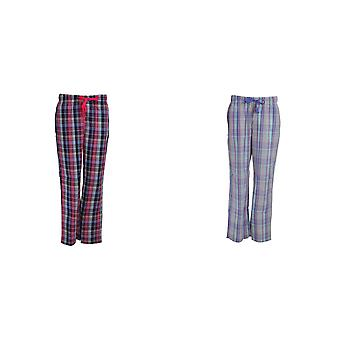 Tom Franks Womens/Ladies Check Lounge Trousers