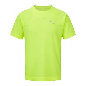 Ron Hill Mens Everyday Wicking Short Sleeve Running T Shirt