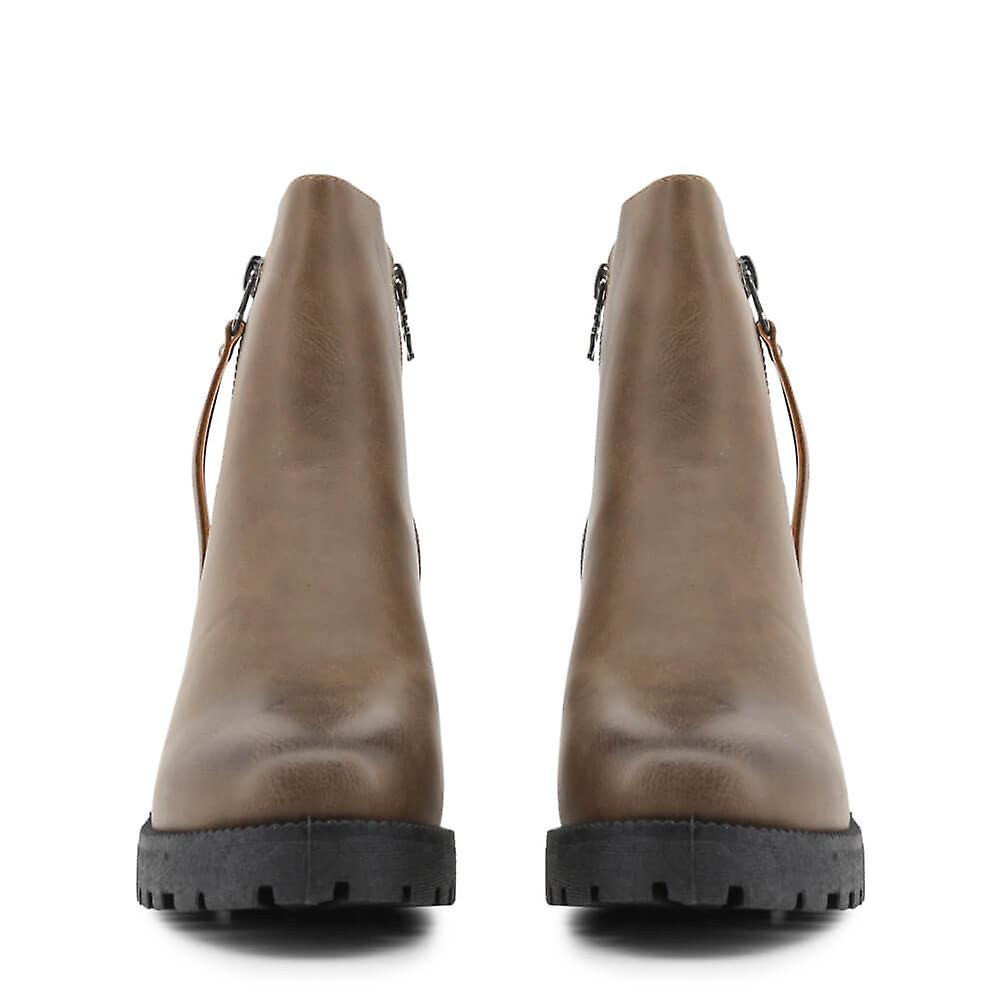 Xti Original Women Automne/winter Ankle Boot - Brown Color 32475