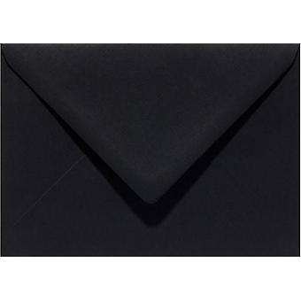 Papicolor Envelope C6 raven-black 105gr 6 pc 302901- 114x162 mm