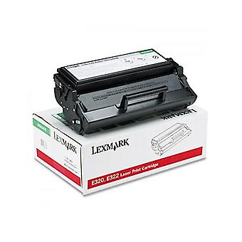 Lexmark Black Toner Yield 3000 Pages