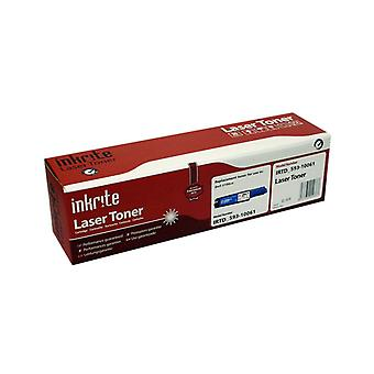 Inkrite Laser Toner Cartridge compatible with Dell 3100cn Hi-Cap Cyan