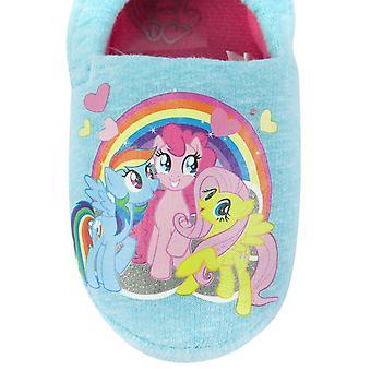 My Little Pony Tecken Blue Girl & apos; s Tofflor