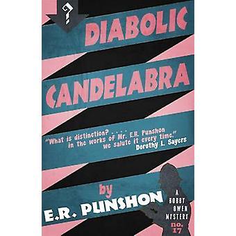 Diabolic Candelabra A Bobby Owen Mystery by Punshon & E.R.