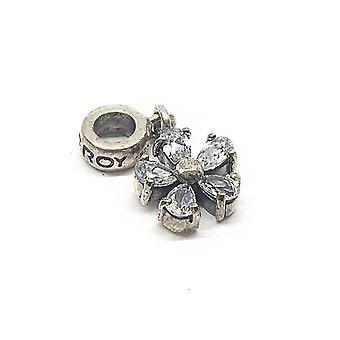 Dames Kralen Onderkoning VMG0042-10 Zilver (1 cm)