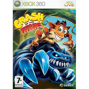 Crash of the Titans (Xbox 360) - Som ny