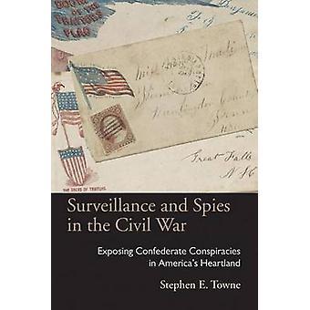 Vigilancia y espías en la Guerra Civil - exposición Conspir Confederado
