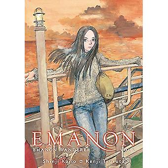 Emanon Volume 2 - Emanon Wanderer Part One by Kenji Tsurata - 97815067