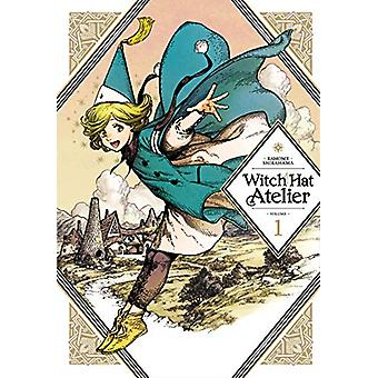 Witch Hat Atelier 1 by Kamome Shirahama - 9781632367709 Book