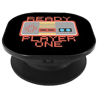 Retro Game Pad Ready Player One Phone Grip