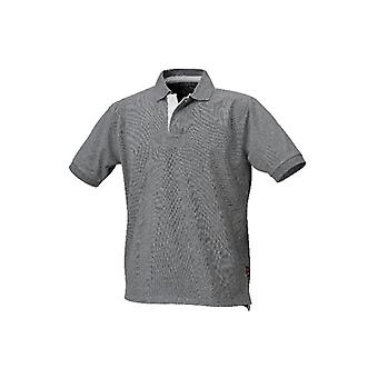 Beta 075460100 7546G /XS X/small Three-button Polo Shirt Grey