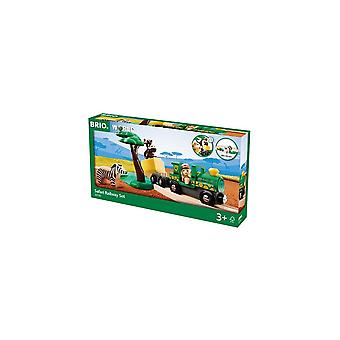 Brio 33720 Brio Railway Safari Starter Set
