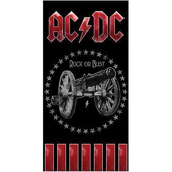 AC/DC Towel