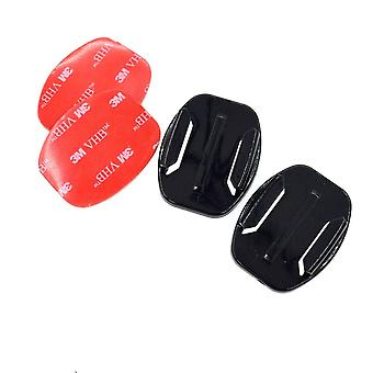 2x Adhesive mounts for GoPro Hero 4, 3+, 3, 2, 1 - Plate