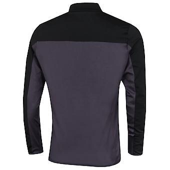 Lyle & Scott Mens 2020 Colour Block Stretch Wicking 1/4 Zip Pullover