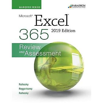 Marquee Series - Microsoft Excel 2019 - Review and Assessments Workbook