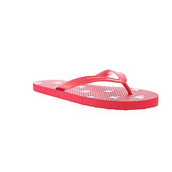 Champion Flip Repeat C  Mens Red Synthetic Flip-Flops Sandals Shoes
