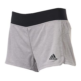 Women's adidas Soft Touch Shorts in Grey