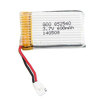 Great Value RC Quadcopter Parts Syma X5C.X5A Upgraded 3.7V 600mAh Li-Po Battery Silver