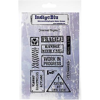 IndigoBlu Journal Signs A6