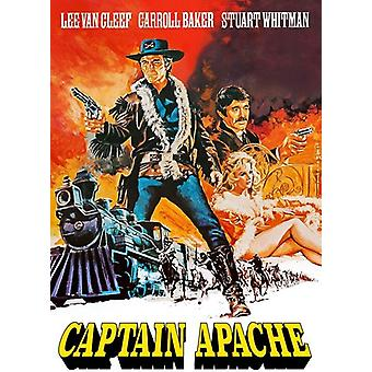 Captain Apache [DVD] USA import