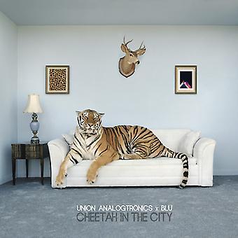Blu X Union Analogtronics - Cheetah in the City [CD] USA import