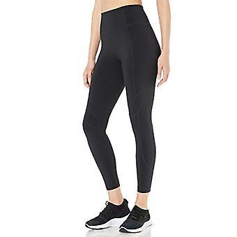 Core 10 Mujeres's Onstride Color Block Entrenamiento de cintura alta, Negro, Tamaño Pequeño