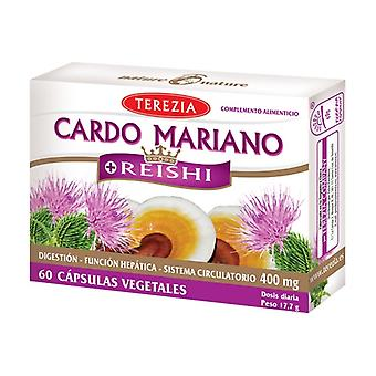 Milk Thistle + Reishi 60 capsules
