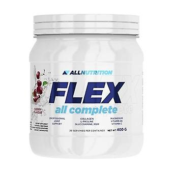 Flex All Complete, Strawberry 400 g