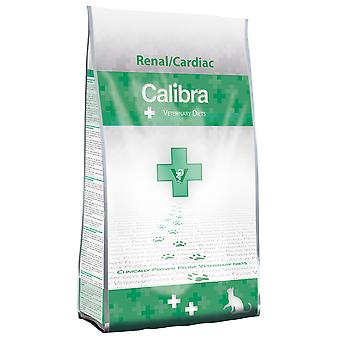 Calibra Cat Renal/Cardiac (Cats , Cat Food , Dry Food)