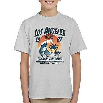 London Banter Los Angeles Original Surf Kid's T-Shirt