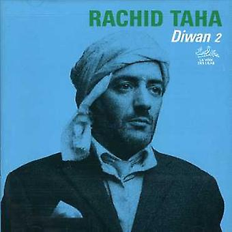 Rachid Taha - Diwan 2 [CD] USA import
