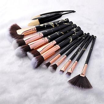 Makeup Brushes Tool Set Cosmetic Powder Eye Shadow Foundation Blush Blending Beauty Make Up Brush Maquiagem