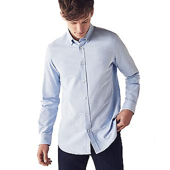 Crew Clothing Mens Crew Slim Fit Oxford Long Sleeve Shirt
