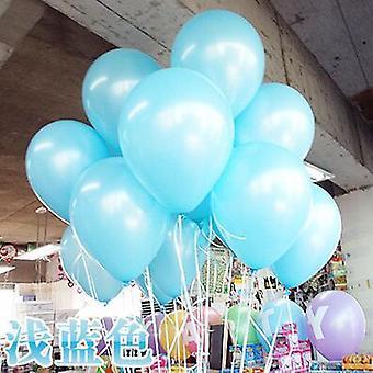 Latex Helium ballonnen voor bruiloft, verjaardag, baby shower, party decor