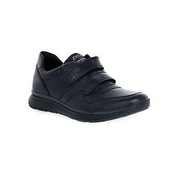 Enval soft benthic black shoes