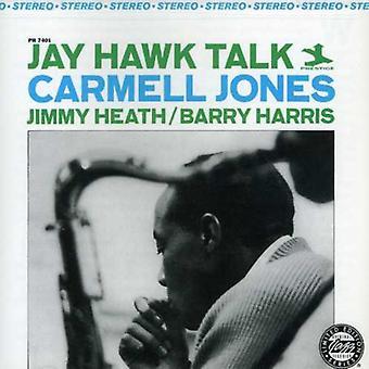 Carmell Jones - Jay Hawk Talk [CD] USA import