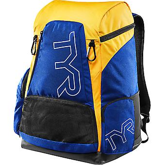 TYR Alliance Team® ryggsäck - 45 L - Royal/guld