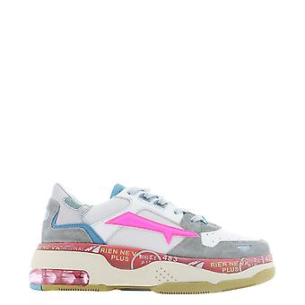 Premiata Draked0037d Women's Multicolor Leather Sneakers