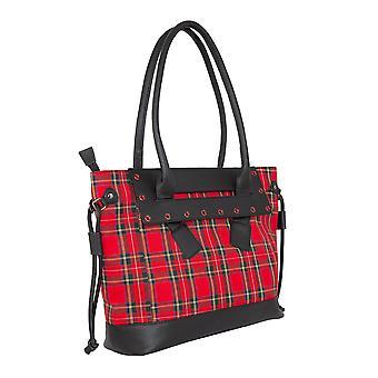 Banned Calum Tartan Bag