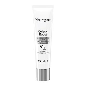 Neutrogena Cellular Boost Eye Verjongende Crème 15ml