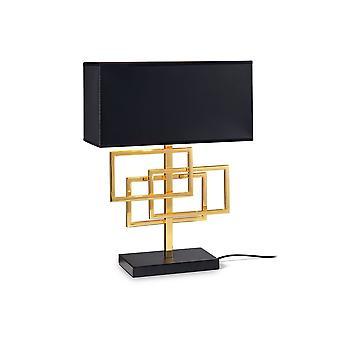 Ideale Lux Luxury - 1 licht tafellicht messing