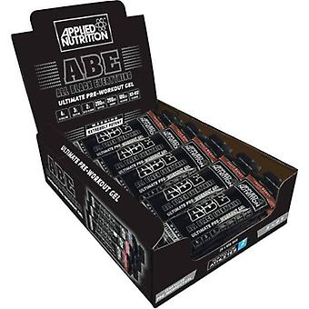 Applied Nutrition All Black tout gel 20 x 60 gr