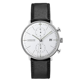 Junghans max bill Chronoscope Watch for Unisex 027/4600.00